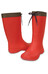 Crocs Freesail Rain Boots Women Flame